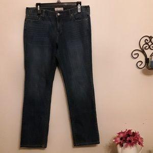 Banana Republic jeans, size 11-12